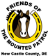 Friends of the Mounted Patrol Logo