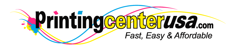 Printing Center USA Logo